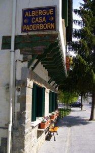 Refugio Casa Paderborn in Pamplona